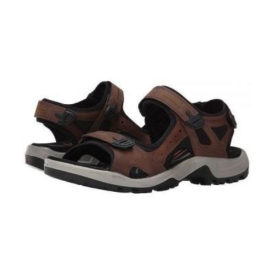 ECCO Sport エコー スポーツ メンズ 男性用 シューズ 靴 サンダル Yucatan Sandal - Espresso/Cocoa Brown/Black