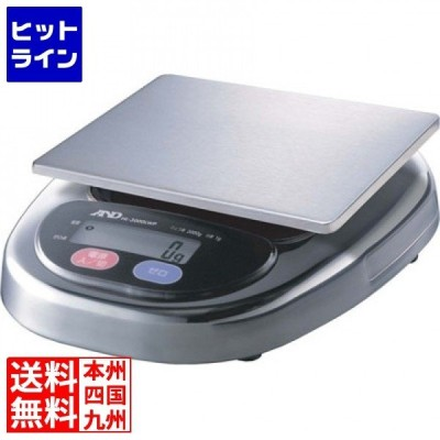 防水デジタルはかり HL-3000LWP BHK7401