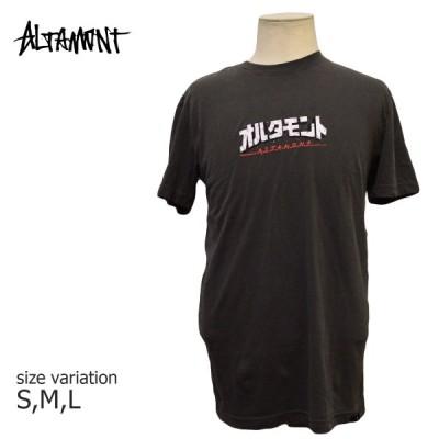 ALTAMONT Tシャツ 半袖 SHRED TEE オルタモント メンズ ストリート スケートボード アルタモント 正規品 カジュアル
