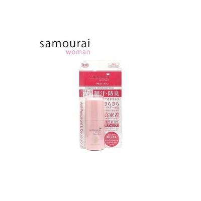 サムライウーマン samourai woman ホワイトローズ デオドラントスティック 14g あすつく