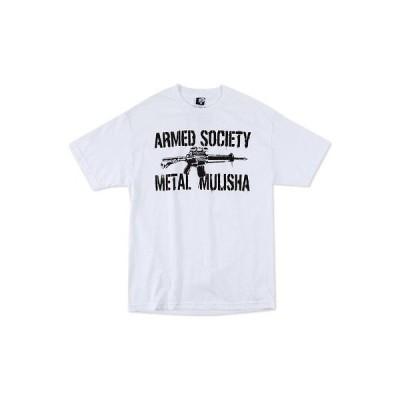 メタルマリーシャ Tシャツ シャツ トップス 半袖 長袖 Metal Mulisha - Metal Mulisha Tシャツ - Armed