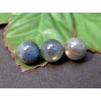 天然石 パワーストーン  56628  ラブラドライト 10mm A 1粒売り 鑑別済・本物保証 送料無料有 マダガスカル産