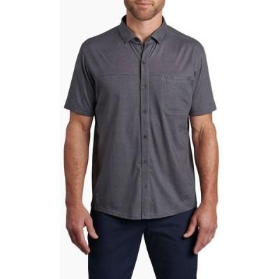 キュール メンズ シャツ トップス Innovatr Twill Shirt