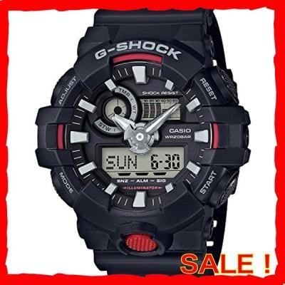 [カシオ]CASIO 腕時計 G-SHOCK GA-700-1AJF メンズ [並行輸入品]