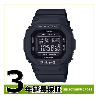 【3年保証】 BABY-G CASIO カシオ ベビーG レディース 腕時計 電波 時計 ソーラー ペアウォッチ BGD-5000MD-1JF ブラック 黒 国内モデル BGD-5000MD-1