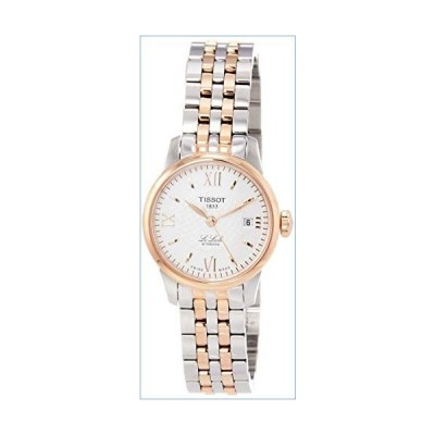 Tissot Le Locle Silver Dial Stainless Steel Ladies Watch T41218333並行輸入品