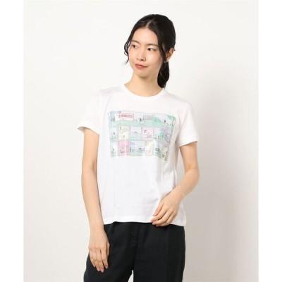 tシャツ Tシャツ 【PEANUTコラボ】スヌーピー&キャラクターモチーフTシャツ・カットソー