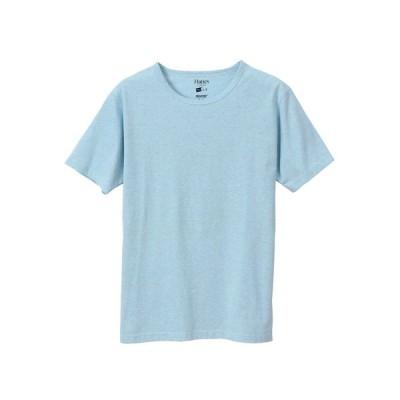 ヘインズ Hanes メンズ クルーネックTシャツ CREW NECK T カジュアル シャツ【191013】