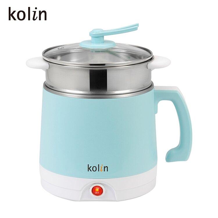 歌林雙層防燙不鏽鋼多功能美食鍋KPK-LN200S