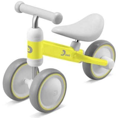 ディーバイクミニ プラス イエロー おもちゃ・遊具・乗用玩具・三輪車 室内遊具・乗用玩具・三輪車 乗用玩具 赤ちゃん本舗(アカチャンホンポ)