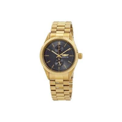 腕時計 インヴィクタ メンズ Invicta Specialty Charcoal Dial Men's Watch 29427