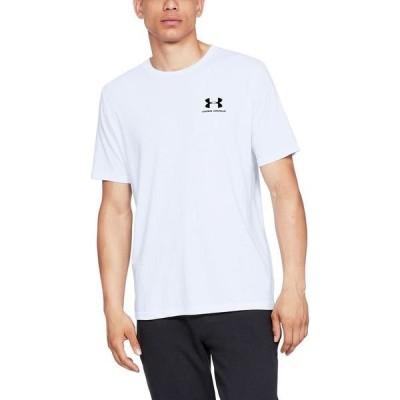 アンダーアーマー メンズ シャツ トップス Sportstyle Left Chest Short-Sleeve Shirt