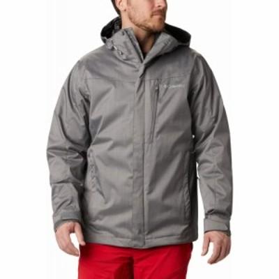 コロンビア Columbia メンズ スキー・スノーボード ジャケット アウター whirlibird iv interchange snowboard jacket City Grey Melange
