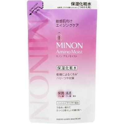 ミノン アミノモイスト エイジングケア ローション つめかえ用 化粧水 130mL