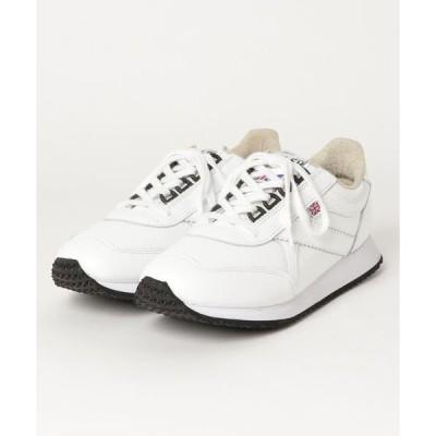 スニーカー WALSH Voyager Leather (WHITE)