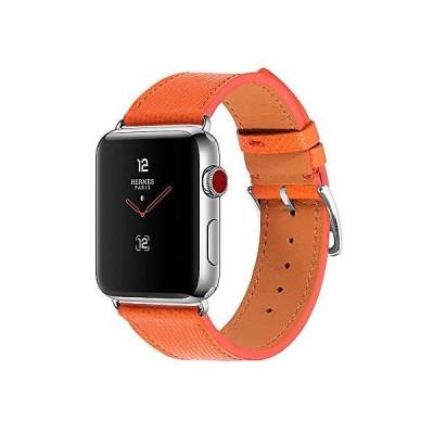 CHIMAERA コンパチブル Apple Watch 38MM 40MM 42MM 44MM 本革 女性メンズ アップルウォッチ ベルト 対応 iW