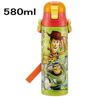 トイ・ストーリー 超軽量・コンパクト2WAYステンレスボトル 580ml 【トイ・ストーリー (21)】水筒 魔法瓶 スケーター キッズ