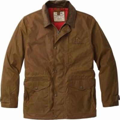 フィルソン Filson メンズ コート アウター Cover Cloth Mile Marker Coat - Ducks Unlimited Rugged Tan