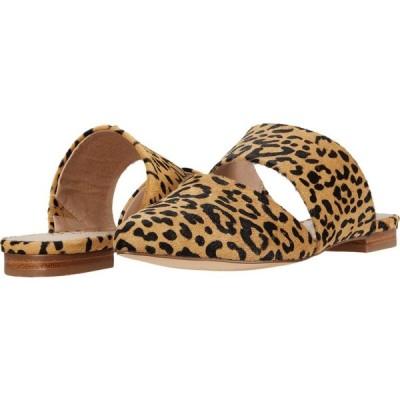マチス Matisse レディース シューズ・靴 Berlin Tan Leopard Cowhair