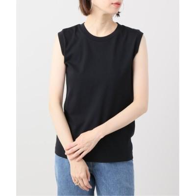 【ジョイントワークス】 2P スリーブレスTシャツ レディース ブラック フリー JOINT WORKS