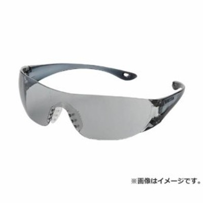 TRUSCO 一眼型セーフテイグラス グレー TYN1GY [r20][s9-810]