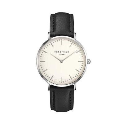 ローズフィールド 腕時計 Bowery BWBLS-B2 レディース ブラック
