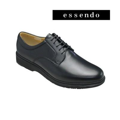 リーガルウォーカー ビジネスシューズ プレーン RE286W ブラック 3E幅 REGAL メンズ 靴