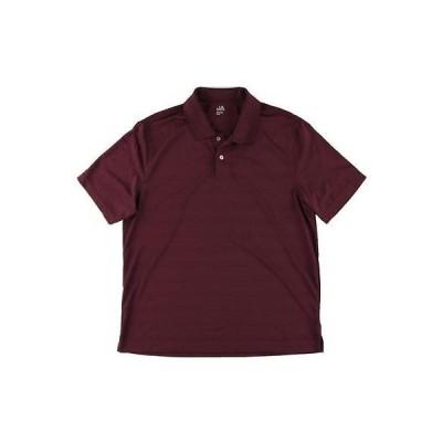 ジョンアシュフォード カジュアルシャツ トップス ウエア John Ashford 5737 メンズ Performance Moisture Wicking ポロシャツ BHFO