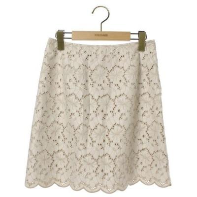 スカート 刺繍スカート