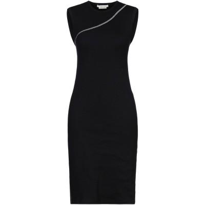 アリクス 1017 ALYX 9SM ミニワンピース&ドレス ブラック S 100% コットン ミニワンピース&ドレス