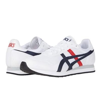 ASICS Tiger Tiger Runner メンズ スニーカー 靴 シューズ White/Midnight