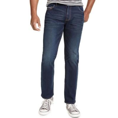 サンストーン Sun + Stone メンズ ジーンズ・デニム ボトムス・パンツ Jefferson Straight-Fit Jeans's Dark Blue
