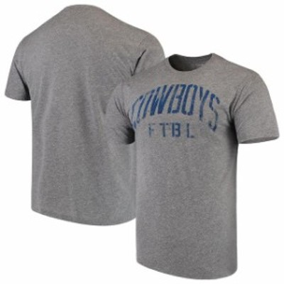 Dallas Cowboys Merchandise ダラス カウボーイズ マーチャンダイズ スポーツ用品  Dallas Cowboys Heathered Gr