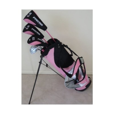 Ladies Complete Golf Club Set Right Handed Graphite Shafted Clubs Lady Driver, Fairway Wood, Hybrid