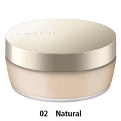 カネボウ化粧品LUNASOL(ルナソル) エアリールーセントパウダー 02(Natural) 15g