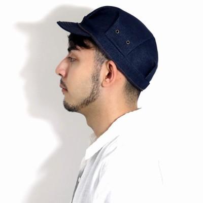 ワークキャップ NEW YORK HAT 帽子 オールシーズン 春 夏 秋 冬 CAP ニューヨークハット デニムキャップ メンズ レディース 青 ブルー 父の日