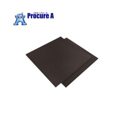イノアック カームフレックス F−4 黒 10x1000x1000 化粧断ち加工 F-4-10 ▼836-3117 (株)イノアックコーポレーション