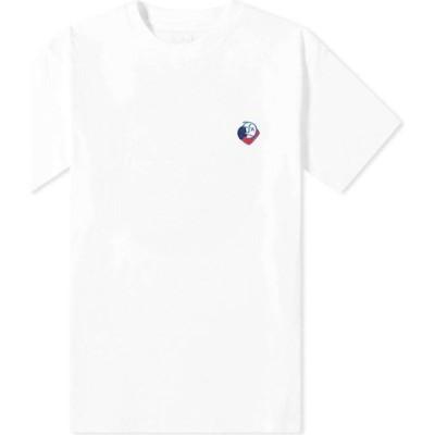 ポーラー スケート カンパニー Polar Skate Co. メンズ Tシャツ トップス Big Boy Tee White
