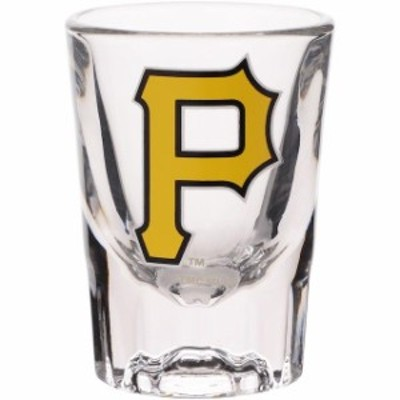 The Memory Company ザ メモリー カンパニー スポーツ用品  Pittsburgh Pirates 2oz. Fluted Collector Shot Glass