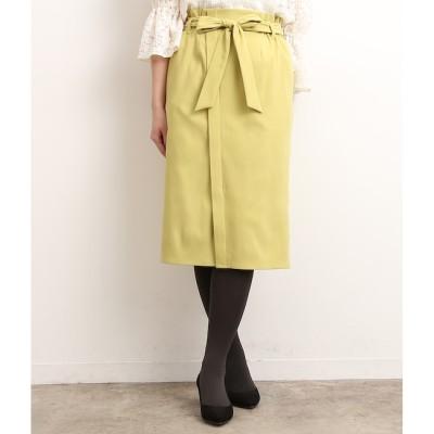 【ロペピクニック/ROPE' PICNIC】 【新色追加】【HAPPY PRICE】ベロアタッチアイラインスカート