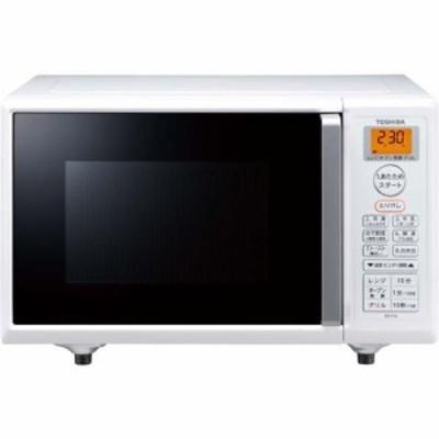 東芝 電子レンジ オーブンレンジ ER-T16(W) 16L ホワイト