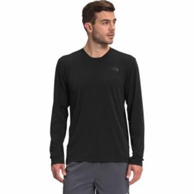 ザ ノースフェイス The North Face メンズ トップス Wander L/S Shirt TNF Black