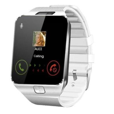 スマート腕時計Dz09スマート時計サポートtf simカメラの男性女性スポーツのbluetooth腕時計サムスン華為xiaomi android携帯