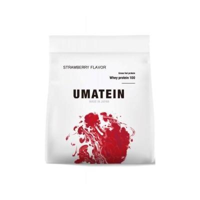 【ウマい プロテイン】 ウマテイン プロテイン ホエイプロテイン ストロベリー味 1kg 国産 グラスフェッド 11種類・・・
