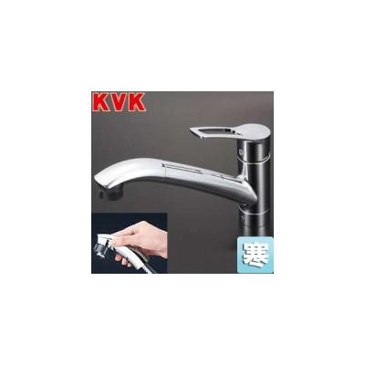 KVK キッチン用蛇口 KM5031ZJT