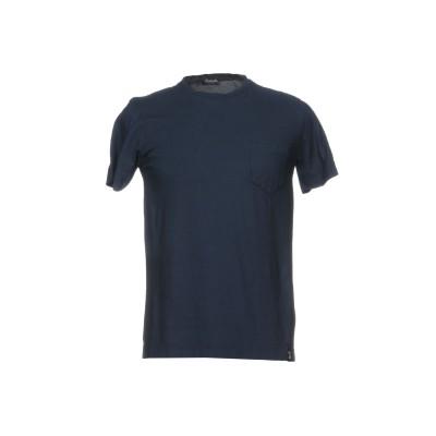 ドルモア DRUMOHR T シャツ ブルーグレー XXL コットン 100% T シャツ