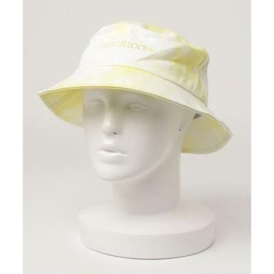 帽子 ハット FRUIT OF THE LOOM フルーツオブザルーム タイダイ染め加工 バケットハット
