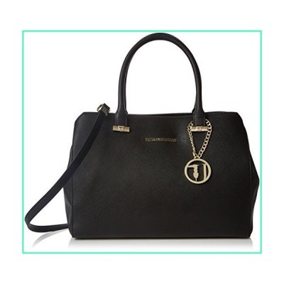 TRUSSARDI JEANS Bag Levanto Female Black - 75B000111Y090122K299並行輸入品