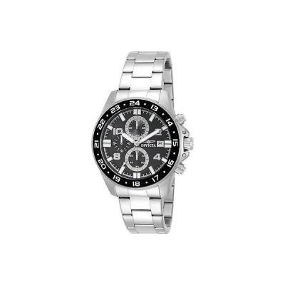 インヴィクタ 腕時計 Invicta メンズ 13864 Pro Diver ブラック ダイヤル スポーツ ステンレス スチール 腕時計