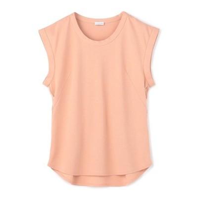 tシャツ Tシャツ COLUMN / スクープネックカットソー